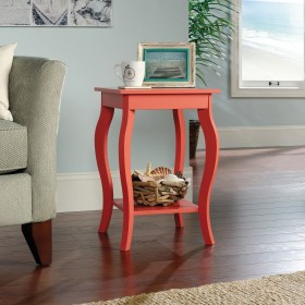 table farmhouse tables modern contemporary furniture nightingale living end laurel curved foundry wayfair accent coral desert sauder leg spaces different
