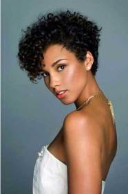 20 New Short Curly Hair Styles