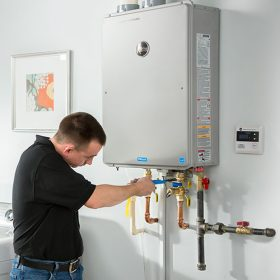 gas natural domestic point checklist installation energy