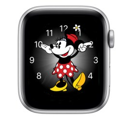 mouse minnie apple mickey face speak dot support hear tap
