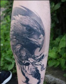 eagle tattoos popular most abstract parryz