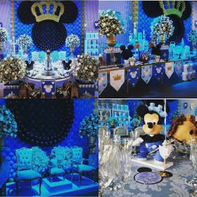 mickey party mouse fiesta prince baby birthday boy festa cake shower mice clubhouse essa que