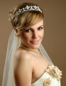 veil wedding hairstyles short simple updo site stunning natural