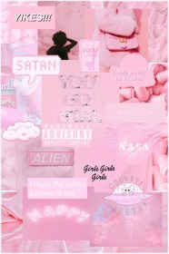 aesthetic pink wallpapers aesthetictumblr backgrounds aesthet wallpaperaccess past thing sign
