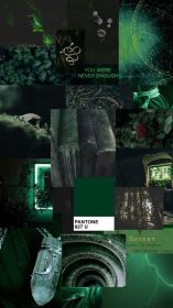 slytherin aesthetic potter harry wallpapers dark backgrounds pastel presh names draco wallpaperaccess hogwarts