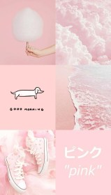 aesthetic pink wallpapers backgrounds