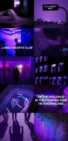 purple aesthetic phone wallpapers collage iphone background dark backgrounds light wallpaperaccess cool pastel