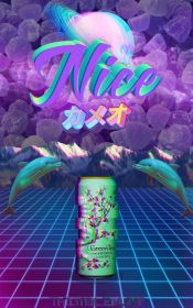 edgy aesthetic wallpapers background vaporwave outrun engine backgrounds wallpaperaccess steam