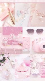 pink wallpapers pastel aesthetic collage goth backgrounds iphone wallpapercave wallpaperaccess