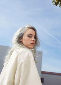 billie eilish wallpapers hd iphone phone backgrounds quality teen aesthetic cute cave hair lyrics instagram singer cartoon face photography awesome