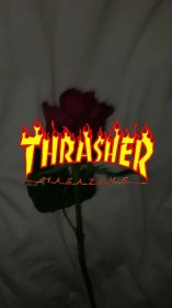 baddie aesthetic wallpapers aesthetics thrasher iphone phone hype tapety wattpad na insta backgrounds background retro guide android cool orange funny