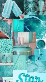 aesthetic teal wallpapers turquoise backgrounds