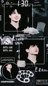 jungkook aesthetic wallpapers bts cave