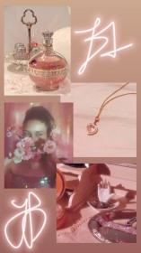 baddie aesthetic wallpapers backgrounds iphone pink collage agustinmunoz soft