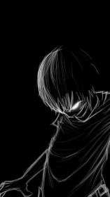 anime dark scary phone wallpapers aesthetic iphone creepy mobile backgrounds hd wallpaperaccess cave abyss wallpapercave