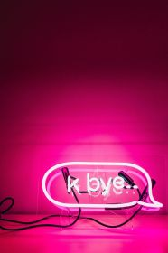 aesthetic neon wallpapers baddie backgrounds signs iphone led lights bye chrissie miller uo interviews verlichting collage savage interview bright urban