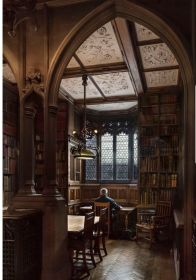 academia dark aesthetic aesthetics mansion library different soucis espoir creative wallpapers houses horror rooms cozy mansions boarding moodboard collage phone