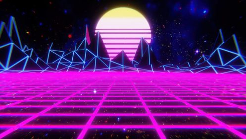 Synthwave Wallpapers Top 4k Background Download