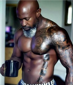 tattoos tattoo designs male skin dark models meaning swag boy muscle guys person handsome darkness beard instagram hairy community pages