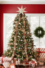 tree christmas decorated decorating trees decoration navidad decorations arboles themes decorados year naturales arbol brown bell goodhousekeeping trending right prettiest