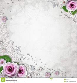 background wedding elegance silver lace roses preview dreamstime