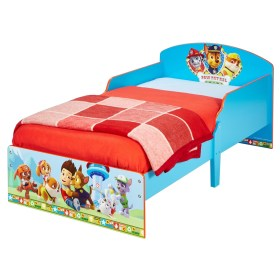 paw patrol bed beds toddler