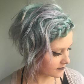 maintenance low short messy hairstyles hairstyle braided hair haircuts bob easy haircut bangs therighthairstyles stylish braids cuts braid source capellistyle