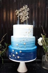 Tiered Star Cake shared on Events by Kristin Unique