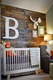 Wood Pallets Wall Home Decor