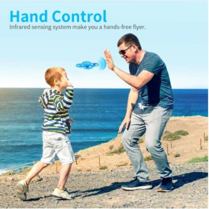 snaptain-sp300-control-con-mano
