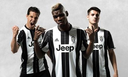 Veja o fardamento da Juventus que vai buscar o hexa italiano