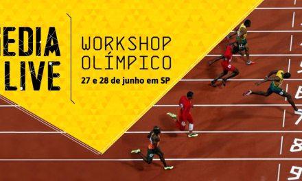Workshop em São Paulo aborda cobertura dos jogos olímpicos