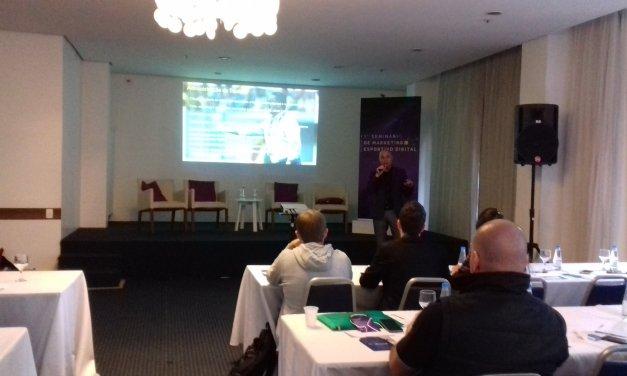 Como foi o 1º Seminário de Marketing Esportivo Digital