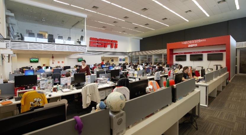 Canal ESPN abre vaga de estágio em central de produção. Confira os detalhes!
