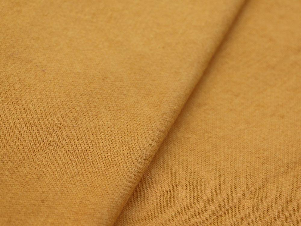 Gold Cotton Fleece