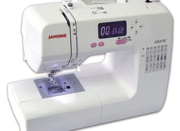 Máquina de Bordar Janome