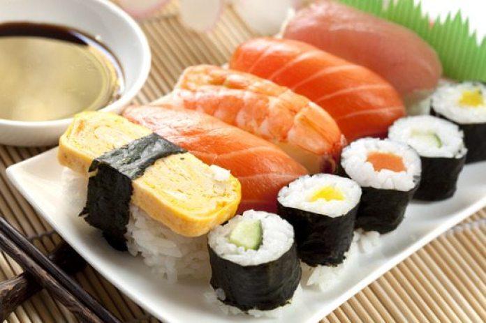Como Fazer Sushi