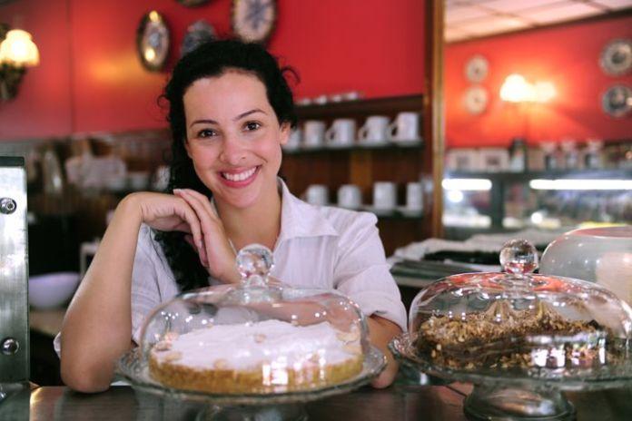 Pessoal para abrir uma pastelaria