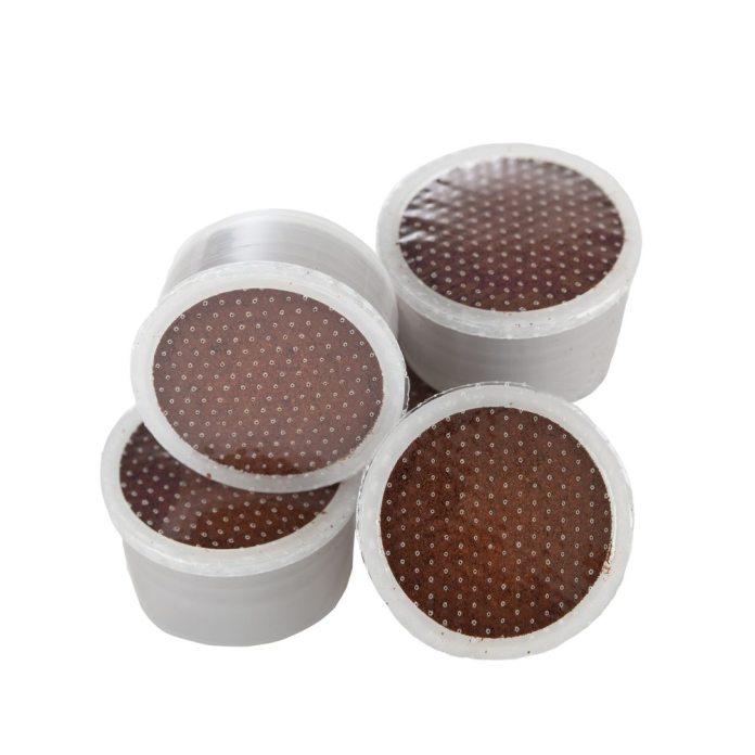Cafeteiras de cápsulas ou sachês