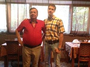 С дедом-тренером
