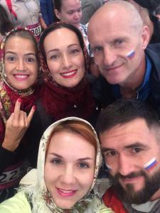 Новороссийцы на Мюнхенском марафоне