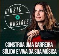 Curso Music Business Kiko Loureiro: Realize seu sonho de viver de música