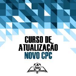 curso novo cpc codigo processo civil brasileiro