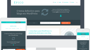 Tema Épico Wordpress