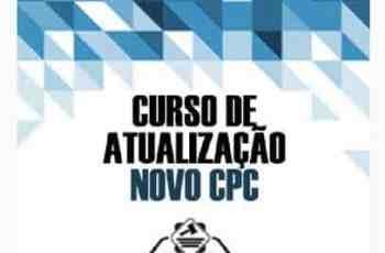 Curso de Atualização sobre o Novo Código de Processo Civil