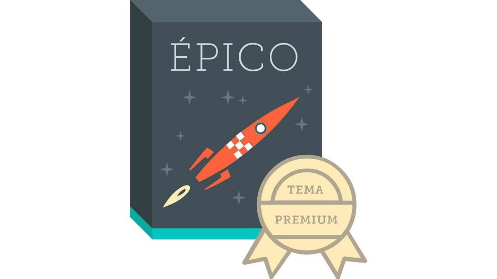 Tema Épico Premium é bom