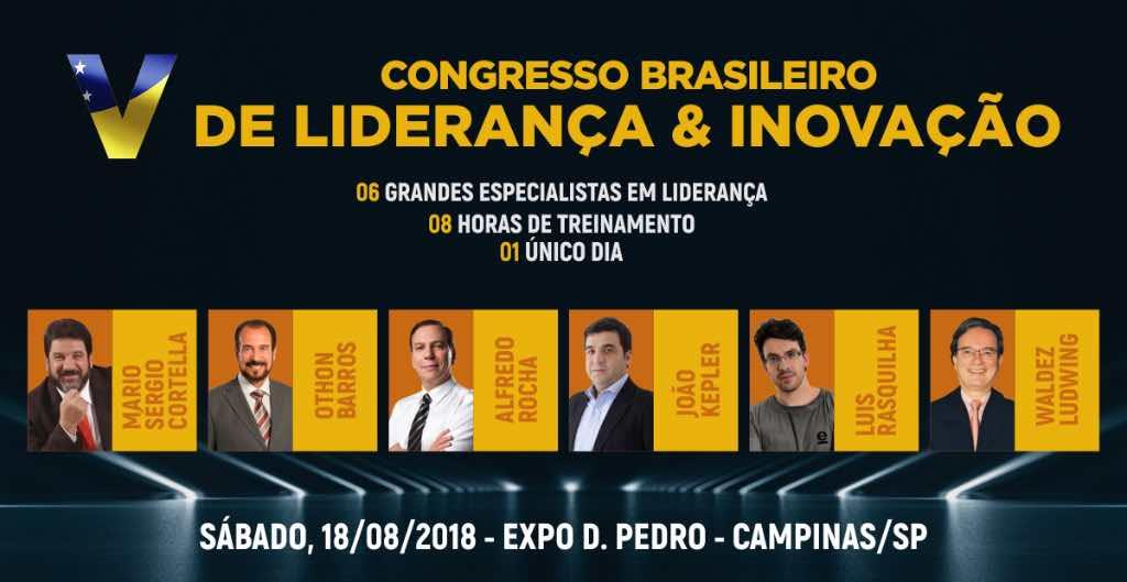 5º congresso brasileiro de liderança e inovação