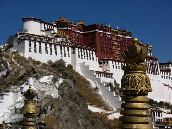 град Лхаса, Тибет