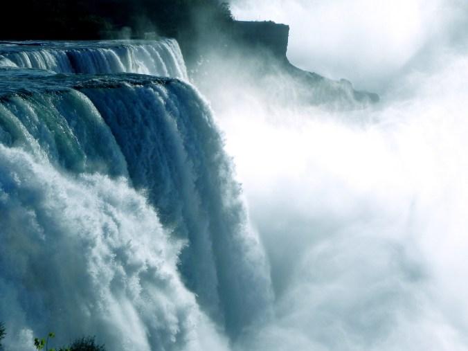 Niagarafälle Staudamm Kreativität
