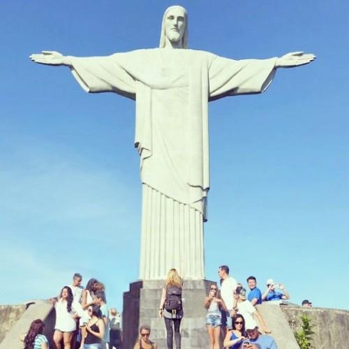 Статуя Христа-Искупителя в Бразилии